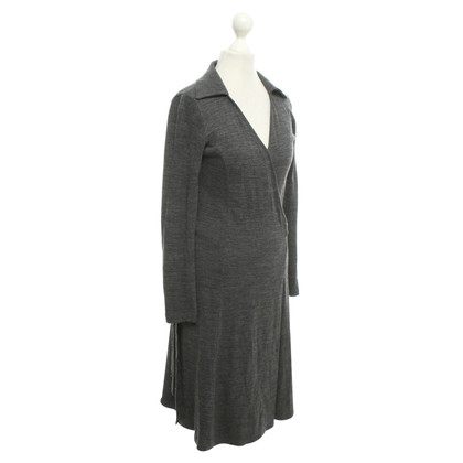 Piu & Piu Wrap dress in grey