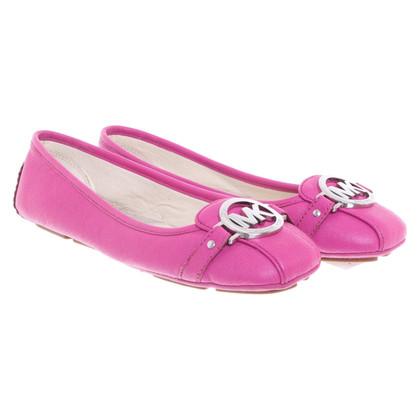 Michael Kors Ballerina's in roze