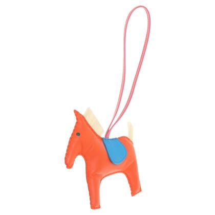 Hermès pendant in horse shape