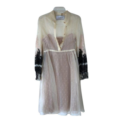 Valentino Silk shirt dress
