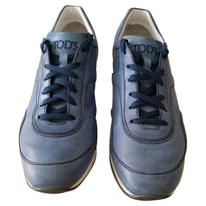 Tod's Leather Sneacker