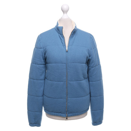 Other Designer Ballantyne cashmere quilted jacket