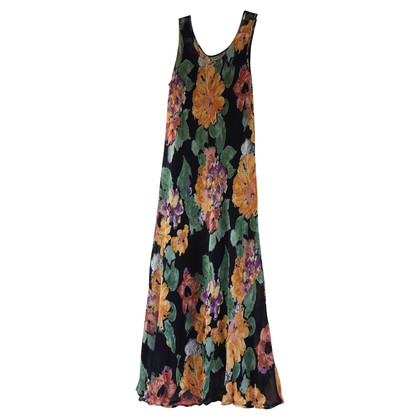 Philosophy di Alberta Ferretti Kleid mit floralem Muster