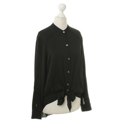 Michael Kors Silk blouse in black