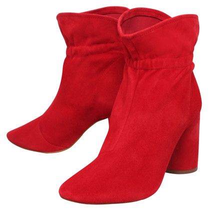 Kurt Geiger Boots in Red