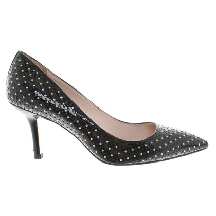 Miu Miu pumps with rivets