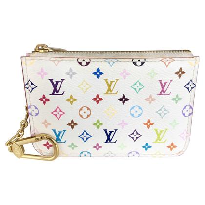 "Louis Vuitton ""Tasca portachiavi Monogram Multicolore Canvas"""