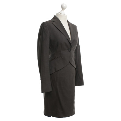 René Lezard Suit with Blazer and skirt