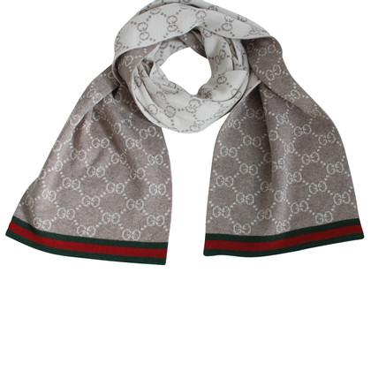 Gucci Gucci omkeerbare Scarf