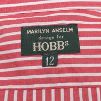 Hobbs Bluse mit Streifen