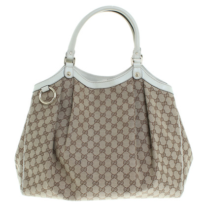 "Gucci ""Sukey GG opperste Canvas Bag"""