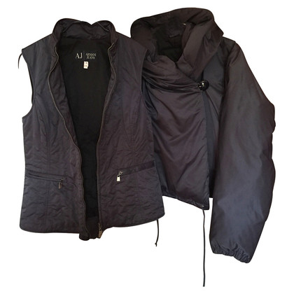 Armani Jeans Jacket & vest