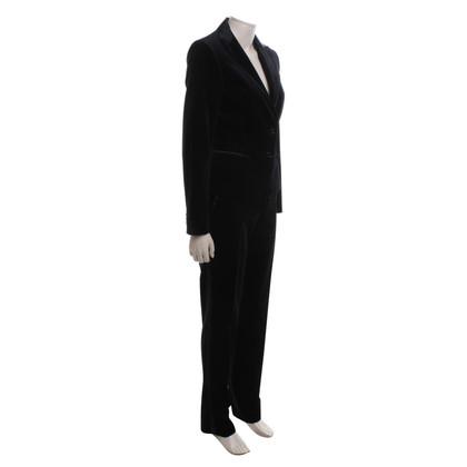 Dolce & Gabbana Suit Velvet