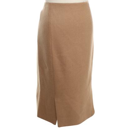 Prada Camelfary skirt
