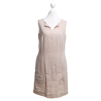 Cinque Linen dress in beige