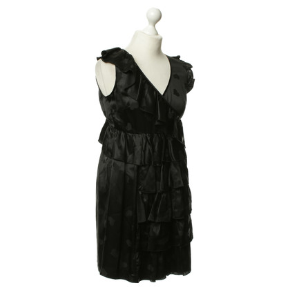 Manoush Silk dress in black