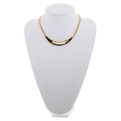 Christian Dior Necklace in gold colors