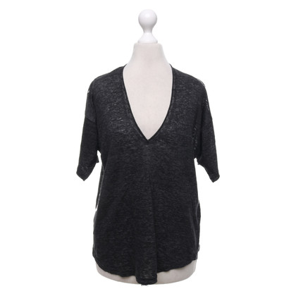 Isabel Marant T-shirt in dark gray