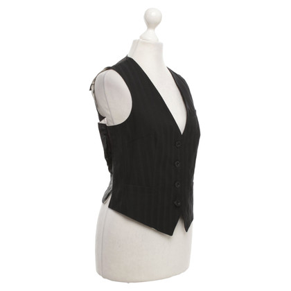 See by Chloé Vest in nero