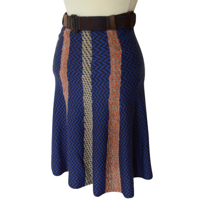 Etro Knitted skirt