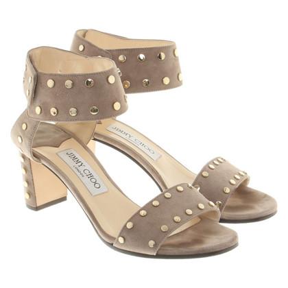 Jimmy Choo Sandals in beige