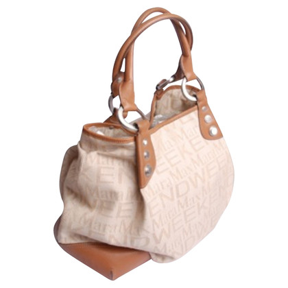 Max Mara Shopper in Beige