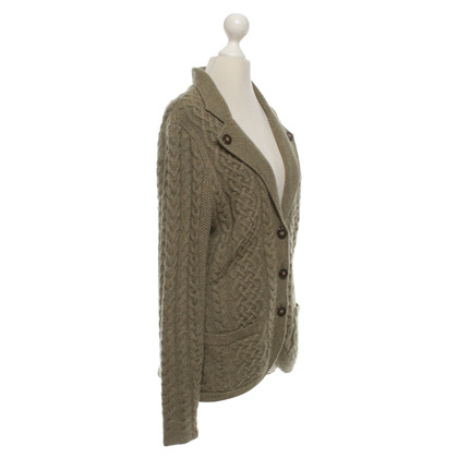 Ralph Lauren Cardigan in olive