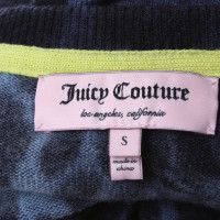 Juicy Couture Pullover in Blau/Schwarz