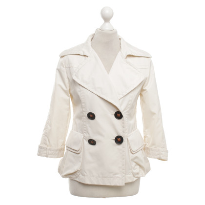 Fay Short jacket with details