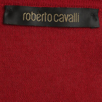 Roberto Cavalli T-shirt in red