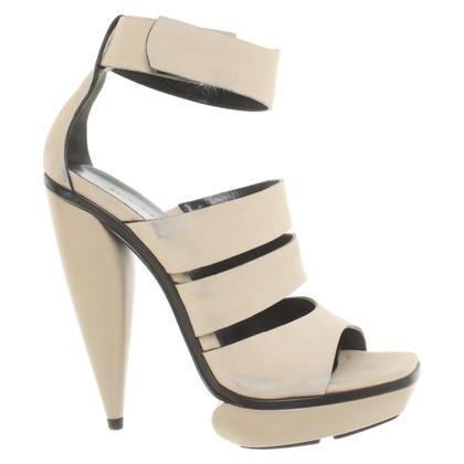 Balenciaga Sandals in beige