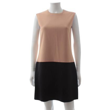 Céline Dress in beige / black