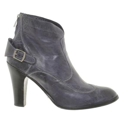 Belstaff Stivali in Blu