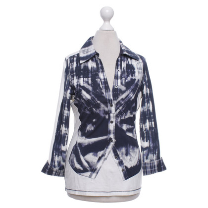 Karen Millen Shirt with pattern