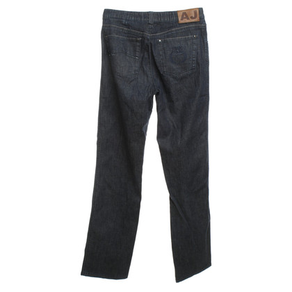 Armani Jeans Jeanshose in Indigo-Blau