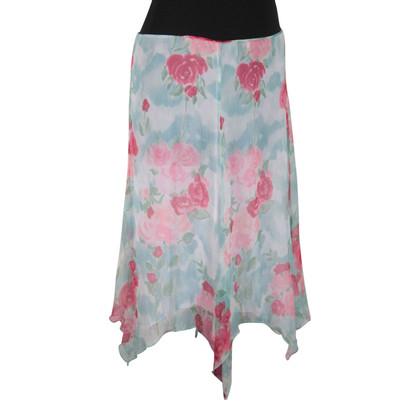 Blumarine skirt made of silk