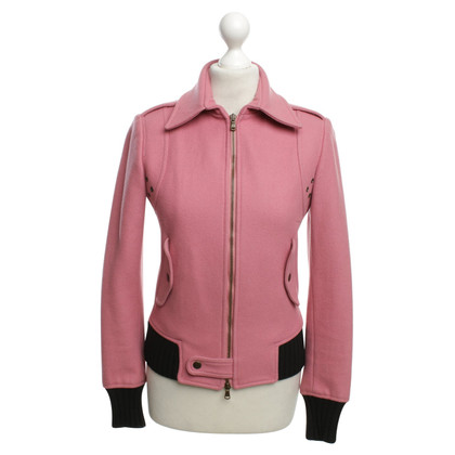 Costume National Veste en rose