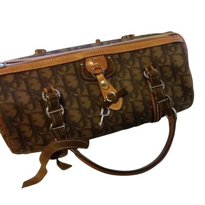 Christian Dior borsa Brown