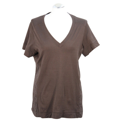 Roberto Cavalli top in brown