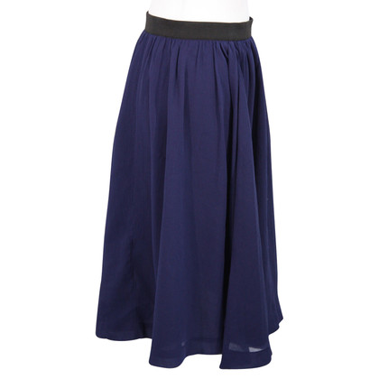 French Connection skirt in dark blue