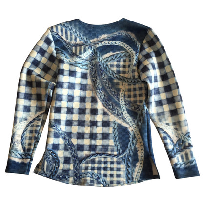 Balmain Sweatshirt in Blau