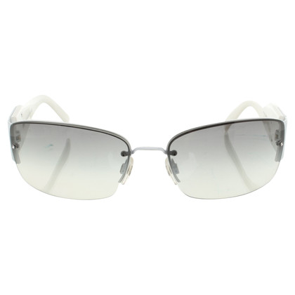 Chanel Sunglasses in white