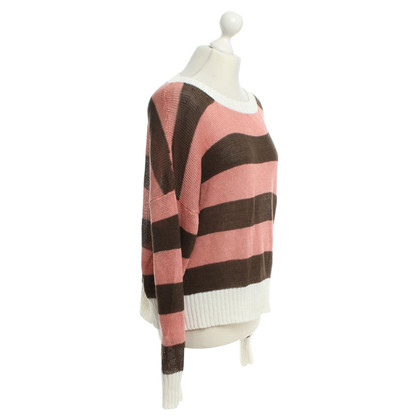 Peuterey Knitted sweater with striped pattern