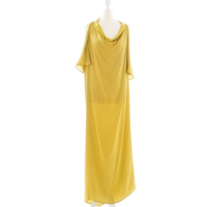 Gaspard Yurkievich Silk dress