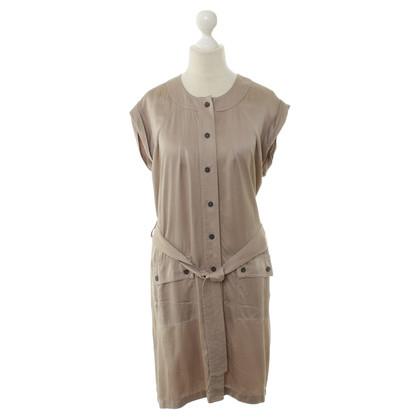 Strenesse Silk dress in beige