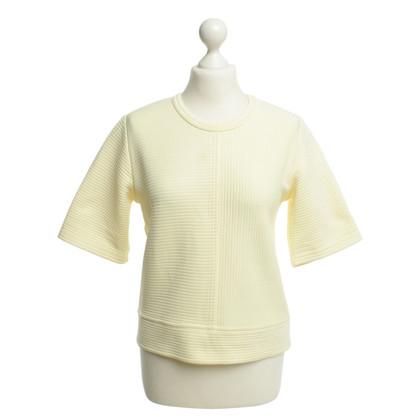 Sandro T-Shirt in yellow