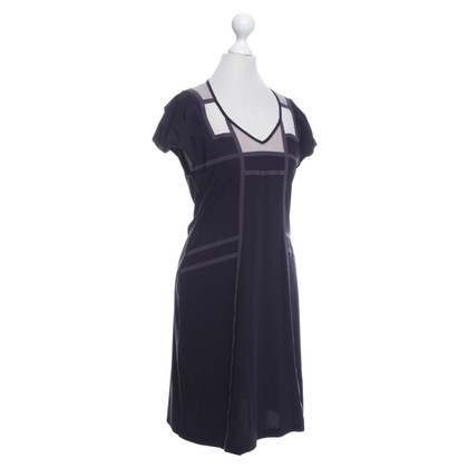 Marithé et Francois Girbaud Dress in dark blue