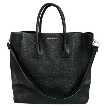 Givenchy Handbag made of ostrich leather