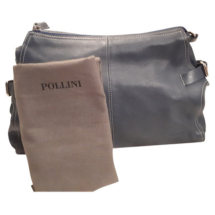 Pollini Handtasche aus Leder