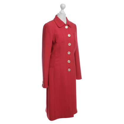 Rena Lange Coat in red